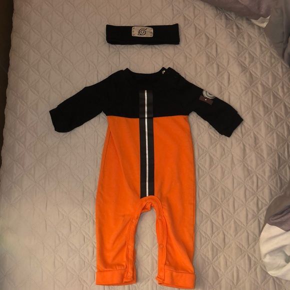 Baby Naruto outfit